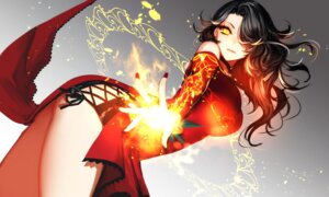 Rating: Safe Score: 98 Tags: apt cinder_fall dress rwby User: Mr_GT