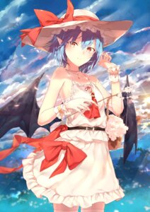 Rating: Safe Score: 50 Tags: pointy_ears remilia_scarlet sakusyo touhou wings User: Mr_GT