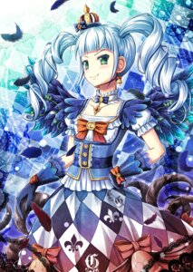 Rating: Safe Score: 27 Tags: aikatsu! akashio dress gothic_lolita lolita_fashion toudou_yurika wings User: blooregardo