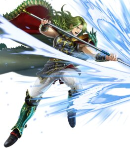 Rating: Questionable Score: 2 Tags: fire_emblem fire_emblem:_seisen_no_keifu fire_emblem_heroes heels nintendo soeda_ippei travant weapon User: fly24