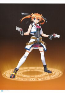 Rating: Safe Score: 7 Tags: mahou_shoujo_lyrical_nanoha mahou_shoujo_lyrical_nanoha_strikers teana_lanster User: daemonaf2