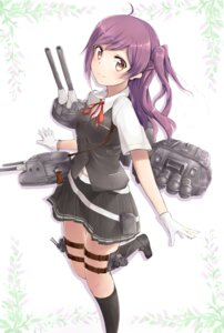 Rating: Safe Score: 56 Tags: hagikaze_(kancolle) kantai_collection nagiha_kuten seifuku User: Mr_GT