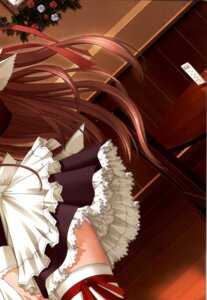 Rating: Safe Score: 5 Tags: crease kazami_yui nekonyan parfait_chocolate_second_brew User: fireattack