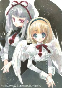 Rating: Safe Score: 16 Tags: angel lolita_fashion rami wings User: Anonymous