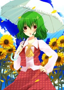 Rating: Safe Score: 13 Tags: emyu kazami_yuuka touhou User: fairyren