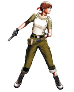 Rating: Safe Score: 9 Tags: gun rebecca_chambers resident_evil resident_evil:_deadly_silence shinkirou uniform User: Radioactive