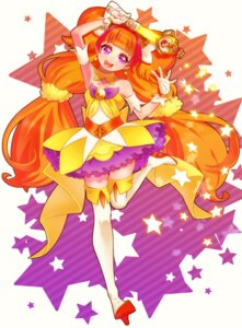 Rating: Questionable Score: 11 Tags: amanogawa_kirara dress go!_princess_pretty_cure heels pretty_cure thighhighs weapon yupiteru User: cosmic+T5