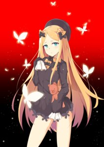 Rating: Questionable Score: 21 Tags: abigail_williams_(fate/grand_order) dress fate/grand_order meng_ge_3_(565571710) User: yanis
