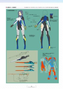 Rating: Questionable Score: 5 Tags: alice_gear_aegis bodysuit character_design nikitou_kanade tagme weapon User: Radioactive