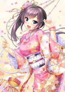 Rating: Safe Score: 58 Tags: august inou_hotori kimono natsuno_io sen_no_hatou_tsukisome_no_kouki User: 糖果部部长