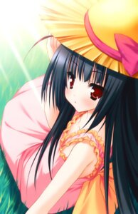 Rating: Safe Score: 34 Tags: dress moekibara_fumitake nue tayutama User: milumon