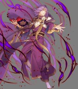 Rating: Questionable Score: 3 Tags: fire_emblem fire_emblem:_seima_no_kouseki fire_emblem_heroes kazuki_yone lyon_(fire_emblem) nintendo User: fly24