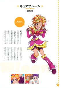 Rating: Safe Score: 6 Tags: bike_shorts futari_wa_pretty_cure_splash_star hyuuga_saki kawamura_toshie pretty_cure User: crim