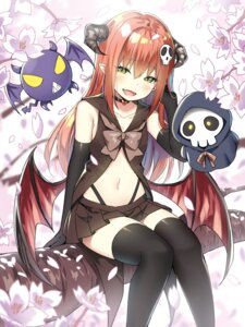 Rating: Safe Score: 41 Tags: horns pointy_ears shadowverse sky-freedom thighhighs wings User: Mr_GT