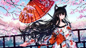 Rating: Safe Score: 18 Tags: animal_ears kimono kitsune tagme umbrella wallpaper User: dick_dickinson