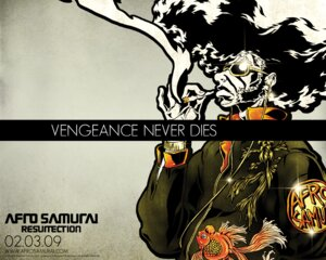 Rating: Safe Score: 1 Tags: afro_samurai male okazaki_takashi wallpaper User: nanashioni