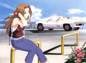 Rating: Safe Score: 5 Tags: endou_lorna ex-driver User: enker
