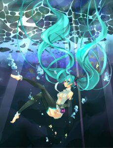 Rating: Safe Score: 9 Tags: hatsune_miku jasmine-tea vocaloid User: Radioactive