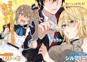 Rating: Questionable Score: 10 Tags: elf maid pointy_ears shirako_miso uniform User: kiyoe