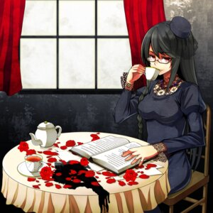 Rating: Safe Score: 7 Tags: megane nira_ika_nai User: Radioactive
