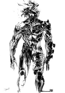 Rating: Safe Score: 14 Tags: male metal_gear_rising raiden shinkawa_yoji User: Radioactive