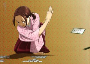 Rating: Safe Score: 14 Tags: chihayafuru japanese_clothes oue_kanade User: Ravenblitz