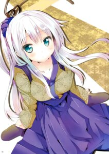 Rating: Safe Score: 66 Tags: anceril_sacred japanese_clothes mishima_kurone shirokami_kyoudan User: Hatsukoi