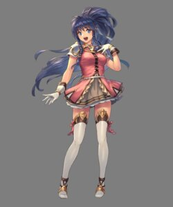 Rating: Questionable Score: 15 Tags: armor breast_hold cuboon dress fire_emblem fire_emblem:_seima_no_kouseki fire_emblem_heroes nintendo tana_(fire_emblem) thighhighs transparent_png User: Radioactive