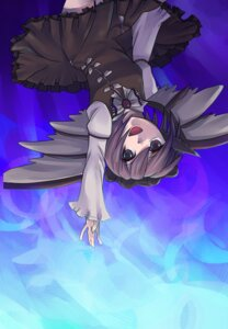 Rating: Safe Score: 2 Tags: animal_ears karasumi mystia_lorelei touhou wings User: konstargirl