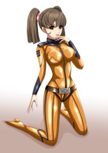 Rating: Questionable Score: 13 Tags: bodysuit heels misaki_yuria tagme uchuu_senkan_yamato uchuu_senkan_yamato_2199 User: saemonnokami
