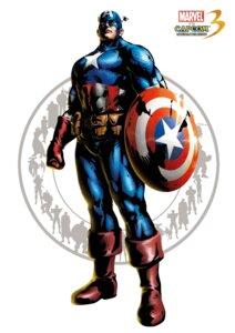Rating: Safe Score: 2 Tags: bodysuit captain_america male marvel marvel_vs_capcom marvel_vs_capcom_3 User: Yokaiou