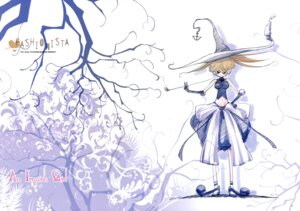 Rating: Safe Score: 3 Tags: fujitsubo-machine kichiemo witch User: Kalafina