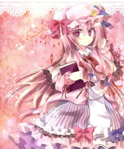 Rating: Safe Score: 21 Tags: kamioto_musu patchouli_knowledge touhou User: tbchyu001