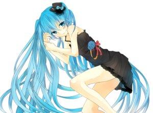 Rating: Safe Score: 16 Tags: gothic_lolita hatsune_miku lolita_fashion toa_satzuri vocaloid User: SciFi
