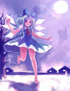 Rating: Safe Score: 12 Tags: cirno touhou zrero User: fireattack