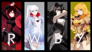 Rating: Safe Score: 39 Tags: blake_belladonna dress monty_oum pantyhose ruby_rose rwby wallpaper weapon weiss_schnee yang_xiao_long User: リナ
