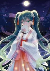 Rating: Safe Score: 19 Tags: asian_clothes chuushuu_meigetsu_miku hatsune_miku mamel_27 vocaloid User: RyuZU