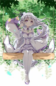 Rating: Safe Score: 85 Tags: dango_remi emilia_(re_zero) pointy_ears re_zero_kara_hajimeru_isekai_seikatsu thighhighs User: Mr_GT