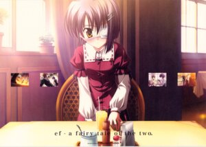 Rating: Safe Score: 11 Tags: ef_~a_fairytale_of_the_two~ eyepatch minori nanao_naru shindou_chihiro User: admin2