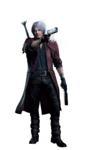 Rating: Safe Score: 9 Tags: dante devil_may_cry gun User: HarrisonBrown