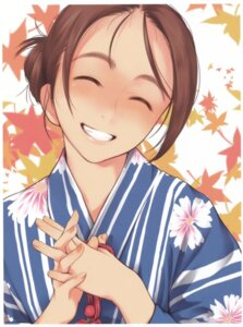 Rating: Safe Score: 21 Tags: kamo yukata User: Prishe