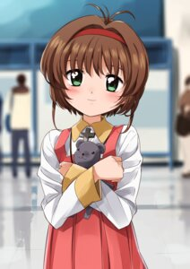 Rating: Safe Score: 21 Tags: card_captor_sakura dress kinomoto_sakura mousou_(mousou_temporary) User: Mr_GT