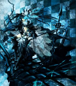 Rating: Safe Score: 17 Tags: black_rock_shooter black_rock_shooter_(character) gene sword vocaloid User: blooregardo