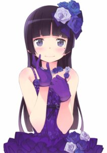 Rating: Safe Score: 100 Tags: dress gokou_ruri kanzaki_hiro ore_no_imouto_ga_konnani_kawaii_wake_ga_nai User: yong