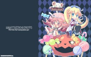 Rating: Questionable Score: 8 Tags: chibi halloween nanatsuiro_drops pero wallpaper User: ghostmuffin