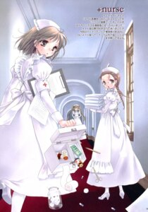 Rating: Safe Score: 11 Tags: hime_ichigo noda_mirei nurse User: petopeto