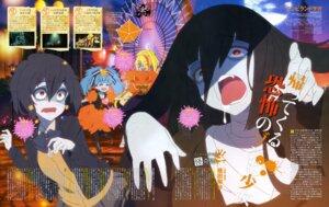 Rating: Safe Score: 13 Tags: bandages dress halloween hoshikawa_lily koiso_sayaka mizuno_ai nikaido_saki pantyhose seifuku sweater trap yamada_tae zombieland_saga User: drop