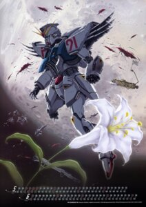 Rating: Safe Score: 11 Tags: gundam gundam_f91 mecha samura_yoshikazu User: Radioactive