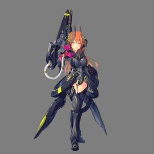 Rating: Questionable Score: 7 Tags: armor hoshi_no_girls_odyssey leotard thighhighs transparent_png weapon User: Radioactive