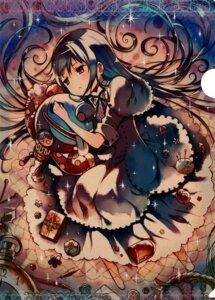 Rating: Safe Score: 39 Tags: akemi_homura dress hanokage puella_magi_madoka_magica tagme User: Hatsukoi